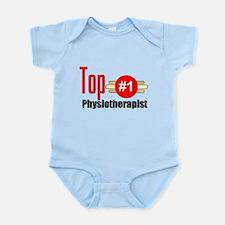 Top Physiotherapist Infant Bodysuit