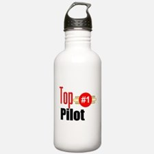 Top Pilot Water Bottle