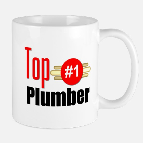 Top Plumber Mug