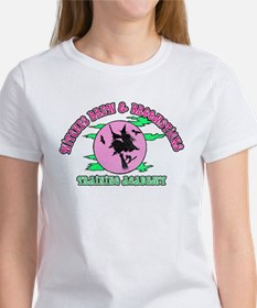Witches Brew & Broom Tee