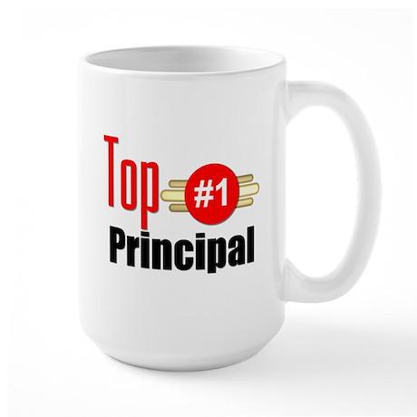 Top Principal Large Mug