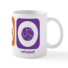 Eat Sleep Volleyball Mug
