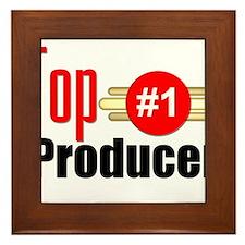 Top Producer Framed Tile
