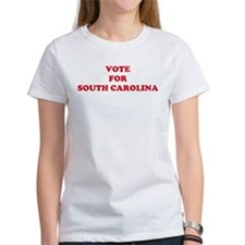 VOTE FOR SOUTH CAROLINA Tee