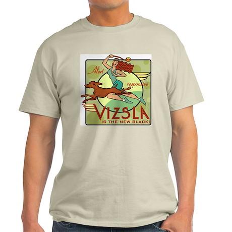 Vizsla Two Ash Grey T-Shirt