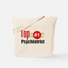 Top Psychiatrist Tote Bag