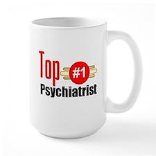 Top Psychiatrist Mug