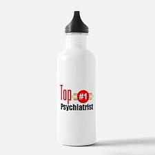 Top Psychiatrist Water Bottle