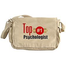 Top Psychologist Messenger Bag