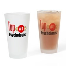 Top Psychologist Drinking Glass