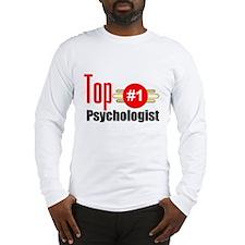 Top Psychologist Long Sleeve T-Shirt