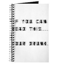Your Drunk Journal