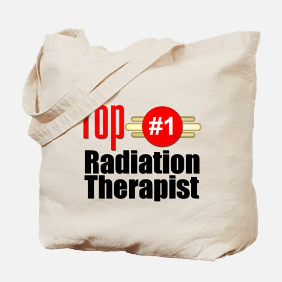Top Radiation Therapist Tote Bag