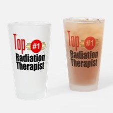 Top Radiation Therapist Drinking Glass