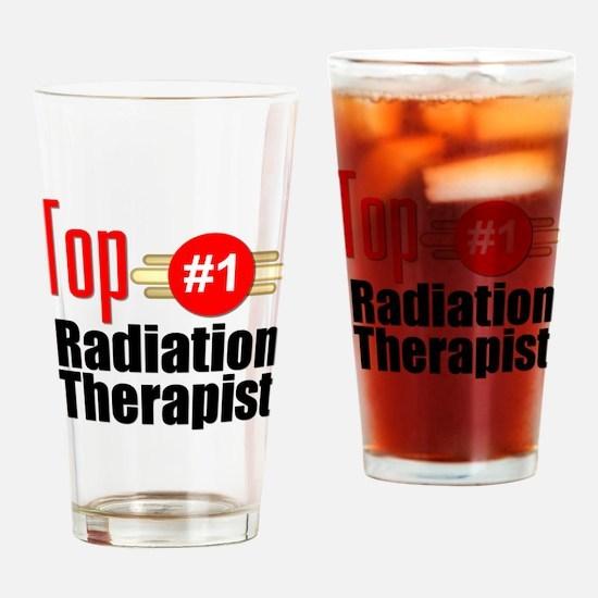 Top Radiation Therapist Drinking Glass