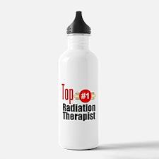 Top Radiation Therapist Water Bottle