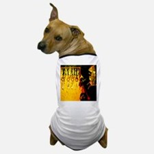 Mohammed visiting Hell tortur Dog T-Shirt