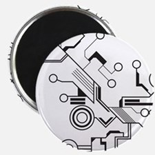 "Circuit 2.25"" Magnet (100 pack)"