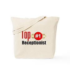 Top Receptionist Tote Bag