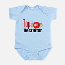Top Recruiter Infant Bodysuit
