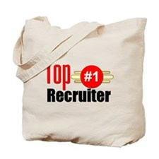 Top Recruiter Tote Bag