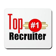 Top Recruiter Mousepad