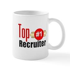 Top Recruiter Small Mug