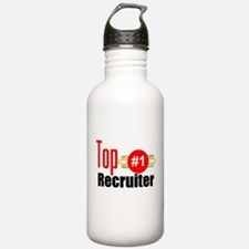 Top Recruiter Water Bottle