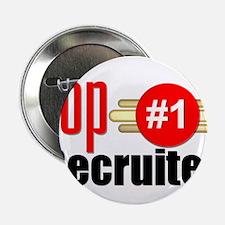 """Top Recruiter 2.25"""" Button"""