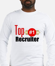 Top Recruiter Long Sleeve T-Shirt