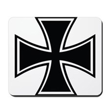 Biker Cross Mousepad