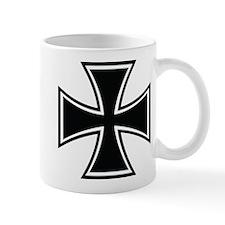 Biker Cross Small Mug