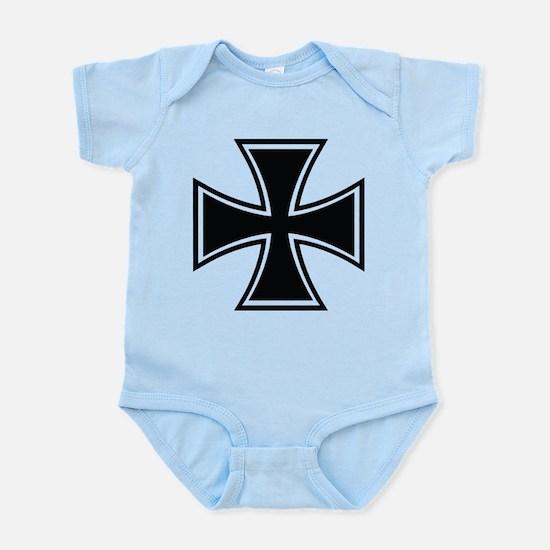 Biker Cross Infant Bodysuit