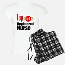 Top Registered Nurse Pajamas