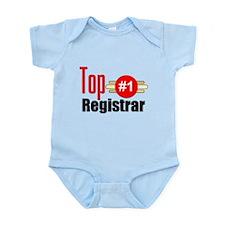 Top Registrar Infant Bodysuit