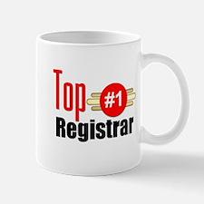 Top Registrar Mug