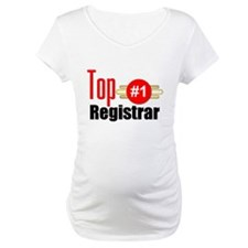 Top Registrar Shirt