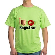 Top Registrar T-Shirt