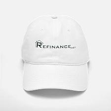 Refinance Baseball Baseball Cap