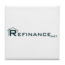 Refinance Tile Coaster