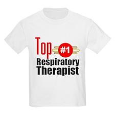 Top Respiratory Therapist T-Shirt