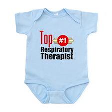 Top Respiratory Therapist Infant Bodysuit