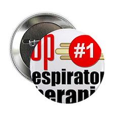 "Top Respiratory Therapist 2.25"" Button"
