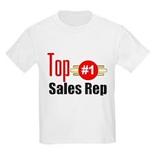 Top Sales Rep T-Shirt