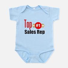 Top Sales Rep Infant Bodysuit