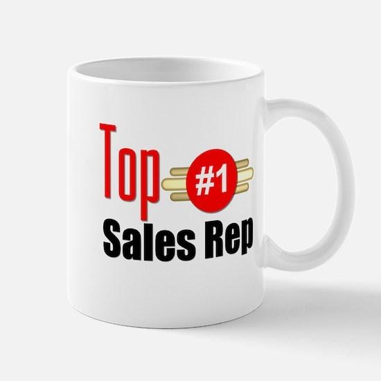 Top Sales Rep Mug