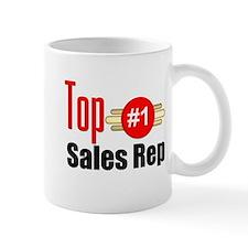 Top Sales Rep Small Mug