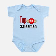 Top Salesman Infant Bodysuit