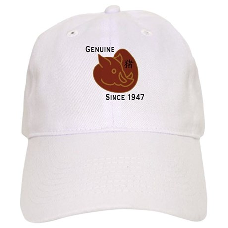 Year of The Pig 1947 Cap