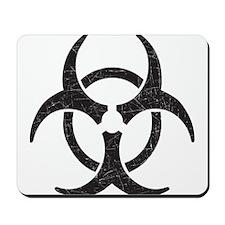 Biohazard - Texture Mousepad